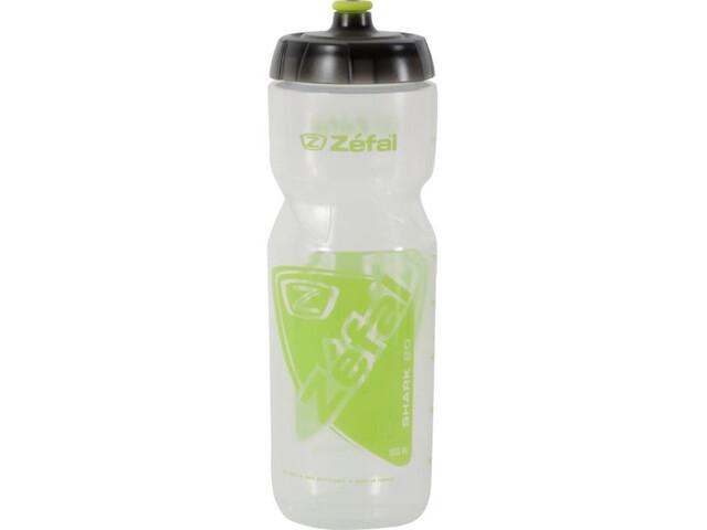 Zefal Shark Trinkflasche 800ml grün